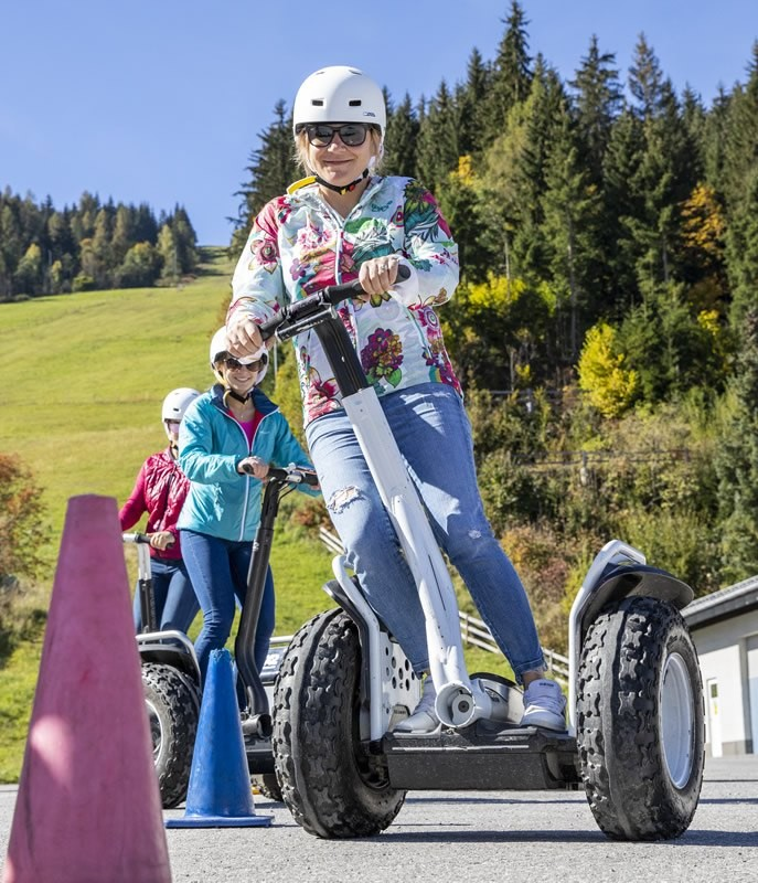 Segway Light Tour Flachau