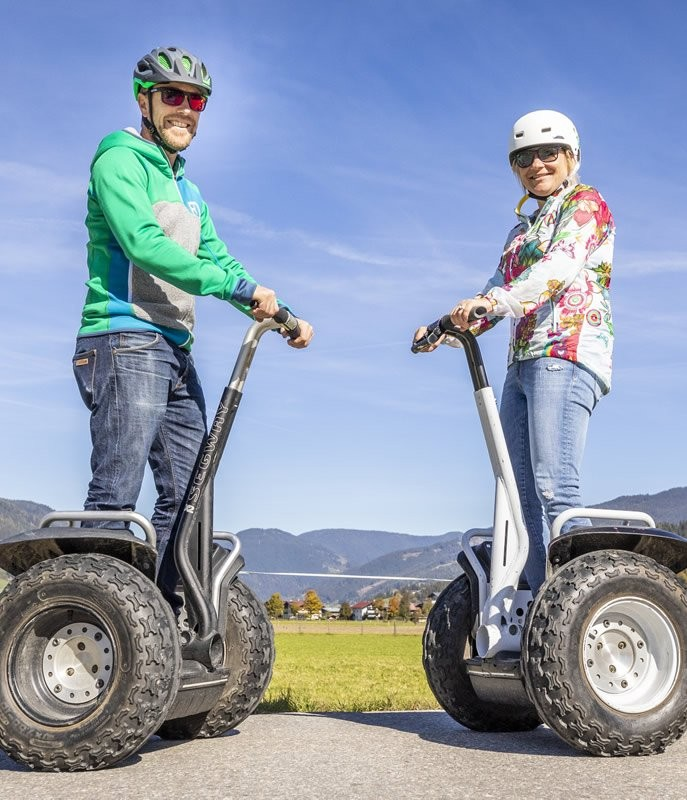 Segway Rental 1 to 2 hours
